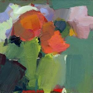 """1133 left"" original fine art by Lisa Daria"