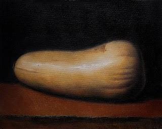 """""""Butternut Squash"""" original fine art by Jonathan Aller"""