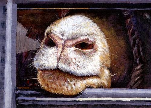 """State Fair, USA: New Series & Blog"" original fine art by Lesley Spanos"