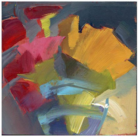 """2695 advisees (13)"" original fine art by Lisa Daria"