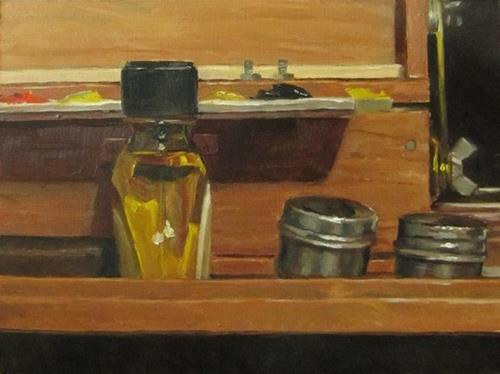 """""""29 - After the session"""" original fine art by Edward Watson"""