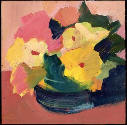 """""""2412 pockets of stillness"""" original fine art by Lisa Daria"""
