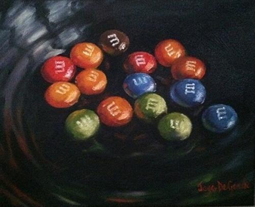 """""""How Sweet It Is 2 by Joye DeGoede"""" original fine art by Joye DeGoede"""
