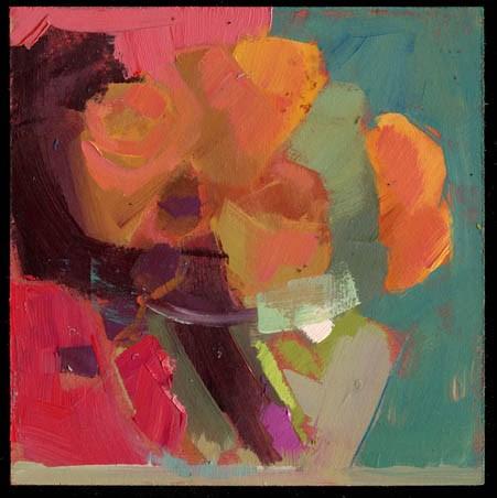 """""""2195 Linger"""" original fine art by Lisa Daria"""