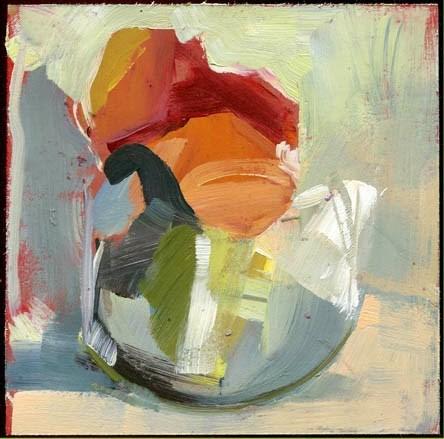 """2121 nowness"" original fine art by Lisa Daria"