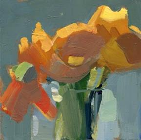 """#1071 Pickled"" original fine art by Lisa Daria"