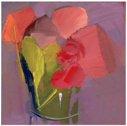 """""""2596 Artist Unknown 1988.7.311"""" original fine art by Lisa Daria"""