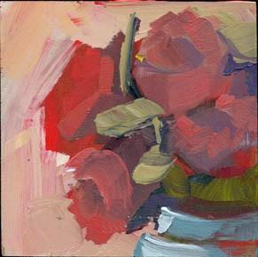 """""""1403 Guess"""" original fine art by Lisa Daria"""