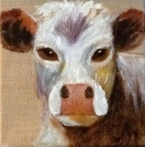 """ELSIE"" original fine art by Charlotte Bankhead Hedrick"