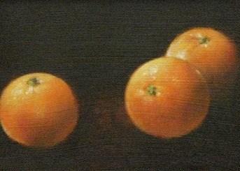 """""""Clementines"""" original fine art by Stuart Graham"""