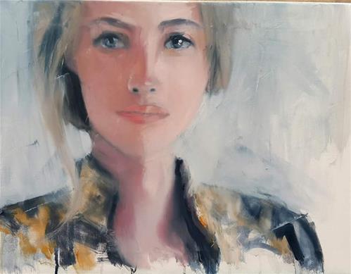 """Plein air at Innibos"" original fine art by Rentia Coetzee"