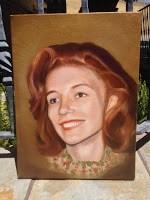 """""""Fran"""" original fine art by Karen Stitt"""