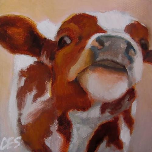 """What's Up? "" original fine art by ~ces~ Christine E. S. Code"