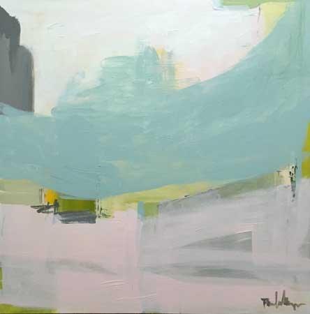 """""""Overlook"""" original fine art by Pamela Munger"""