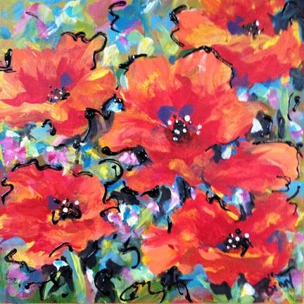 """Sweet Adeline"" original fine art by Sue Dion"
