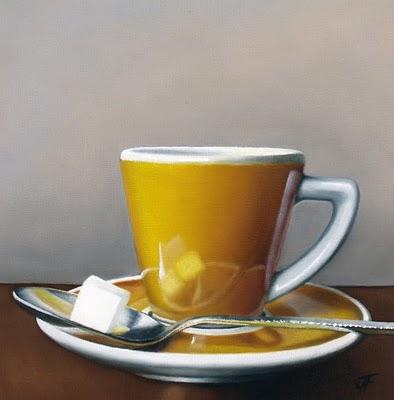 """Sugar Study II"" original fine art by Jelaine Faunce"
