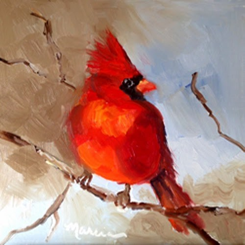 """""""Day Dreaming"""" original fine art by Marcia Hodges"""