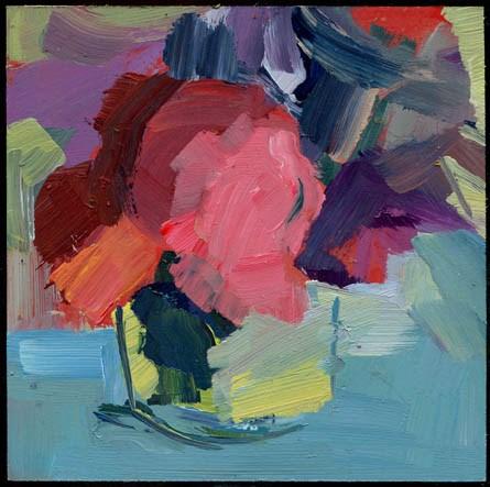 """""""2373 Say It"""" original fine art by Lisa Daria"""
