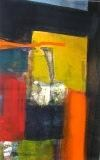 """Vase on a Table"" original fine art by Nancy Hall"