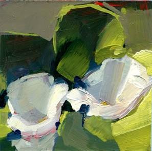 """""""1127 Little Light"""" original fine art by Lisa Daria"""