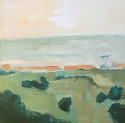 """October"" original fine art by Pamela Munger"