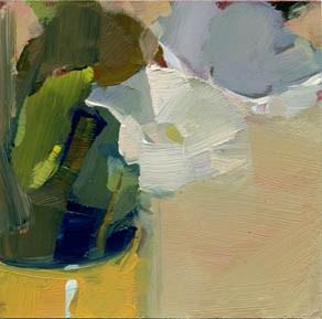 """1139 Early"" original fine art by Lisa Daria"
