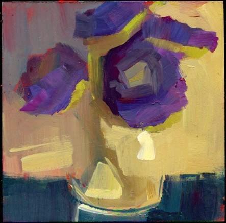"""""""1928 brilliantly hydrated"""" original fine art by Lisa Daria"""