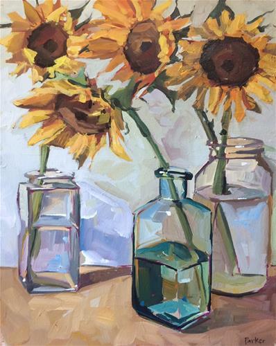 """Commission"" original fine art by Teddi Parker"