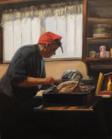 """""""Bubba"""" original fine art by Jonelle Summerfield"""