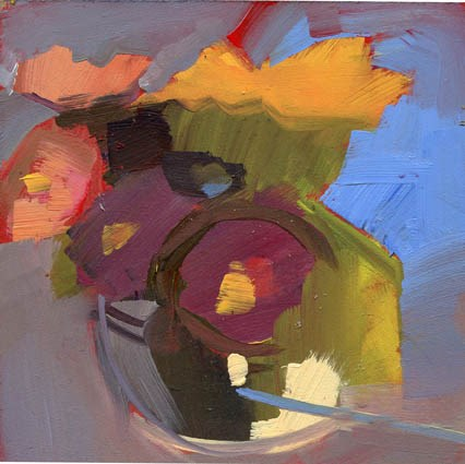 """2655 nominate"" original fine art by Lisa Daria"