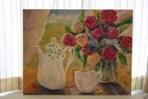 """Patience"" original fine art by Maggie Flatley"