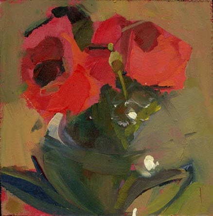 """1358 Sashay"" original fine art by Lisa Daria"