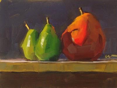 """""""Stem Shadow --- SOLD"""" original fine art by Carol Marine"""