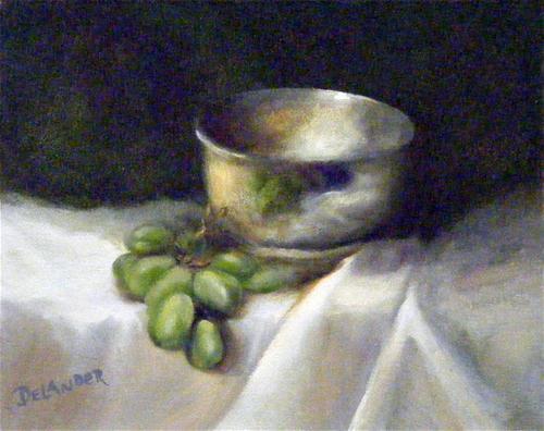 """Untitled"" original fine art by Diana Delander"