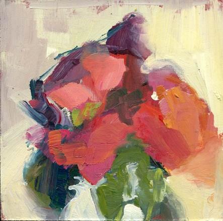 """1366 Spring Training"" original fine art by Lisa Daria"