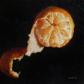 """""""Unravelled"""" original fine art by Michael Naples"""