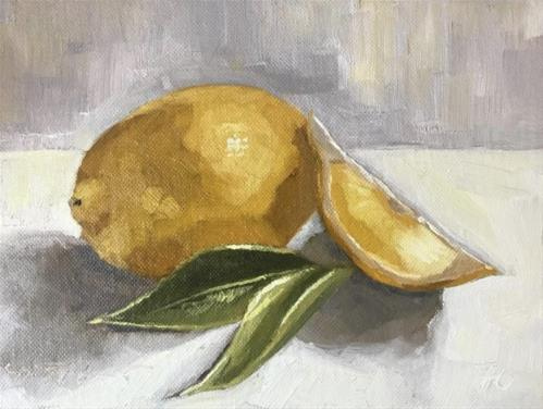 """untitled"" original fine art by Marian Parsons"