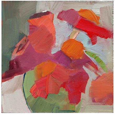 """""""2671 Seawalls"""" original fine art by Lisa Daria"""