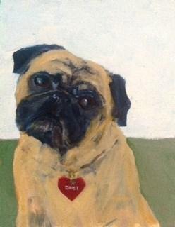"""Commission, 8x10 by Kelley MacDonald"" original fine art by Kelley MacDonald"