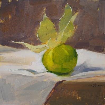 """Suncatcher"" original fine art by Carol Marine"