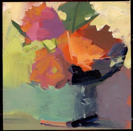 """""""2245 Tendrils"""" original fine art by Lisa Daria"""