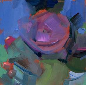 """1082 Preserves"" original fine art by Lisa Daria"