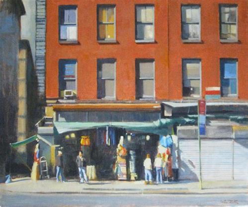 """""""Take two"""" original fine art by Kathy Weber"""