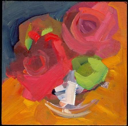 """""""1972 1990"""" original fine art by Lisa Daria"""