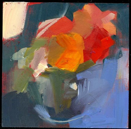 """2015 upward"" original fine art by Lisa Daria"