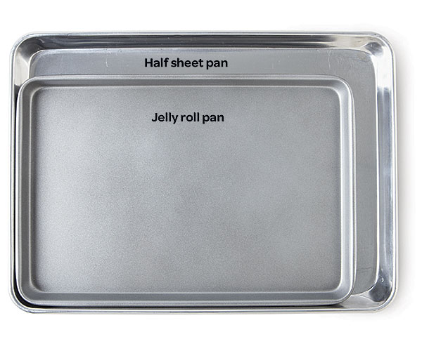 Jelly Roll Pan Vs Sheet Pan Article Finecooking