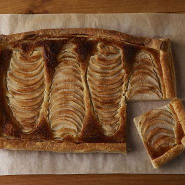 Rough Puff Pastry Tarts