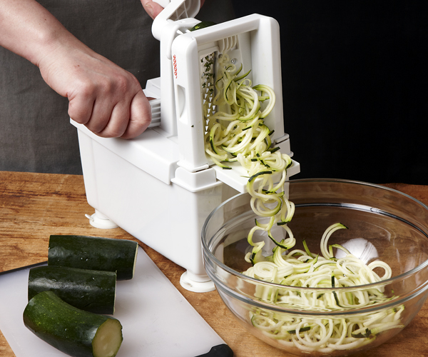 A Good Machine for Spiralizing