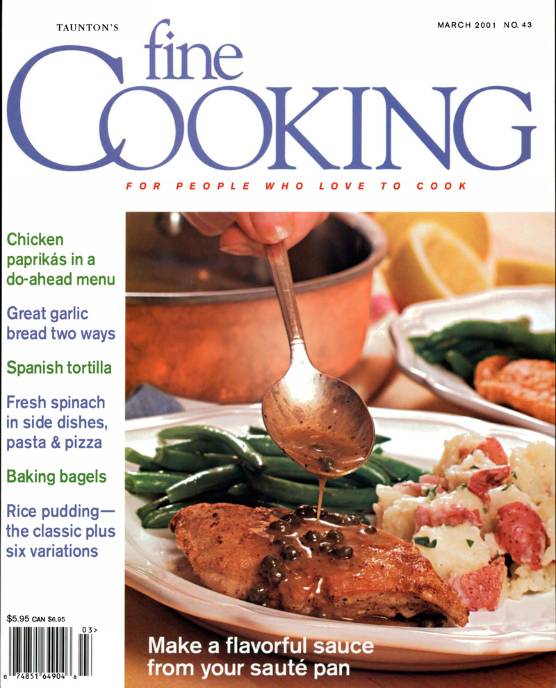 Issue 43 Magazine Finecooking Origamisworddiagram Meen Curry Visual Instructions Make Origami Beef Sausage Patties