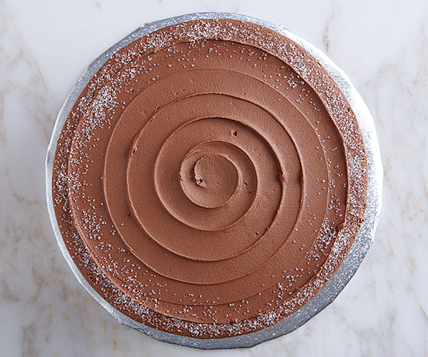 Milk Chocolate Ganache Frosting Recipe Finecooking